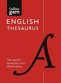 Collins Gem - Collins Gem English Thesaurus