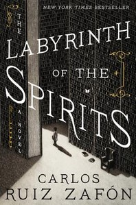[해외]The Labyrinth of the Spirits (Hardcover)