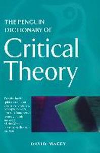 [해외]The Penguin Dictionary of Critical Theory