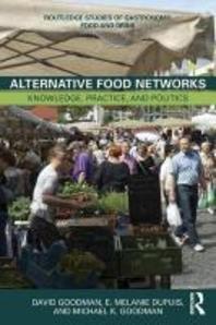 [해외]Alternative Food Networks (Paperback)