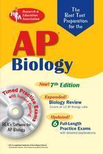 AP BIOLOGY(7TH EDITION)(CD1장포함)
