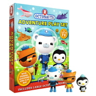 Octonauts: Adventure Play Set 옥토넛 피규어북