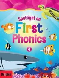 Spotlight on  First Phonics Set. 4