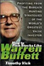 [해외]How to Pick Stocks Like Warren Buffett
