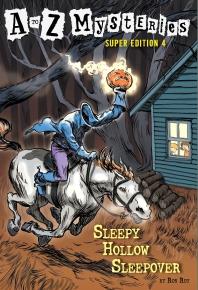 [해외]A to Z Mysteries Super Edition #4 (Paperback)