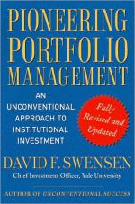 [해외]Pioneering Portfolio Management (Hardcover)