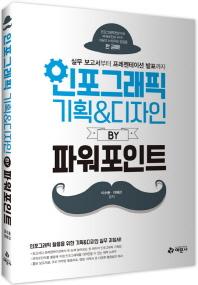 인포그래픽 기획 & 디자인 by 파워포인트(CD1장포함)