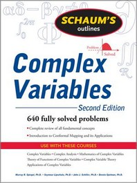 [해외]Schaum's Outline of Complex Variables, 2ed