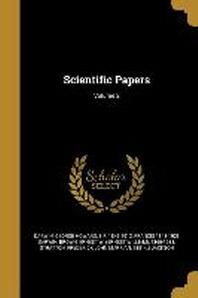 [해외]Scientific Papers; Volume 2 (Paperback)