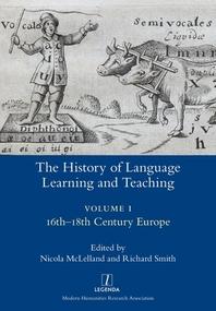 [해외]The History of Language Learning and Teaching I (Paperback)