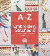 [해외]A-Z of Embroidery Stitches 2 (Paperback)