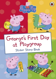 George's First Day at Playgroup (Peppa Pig)