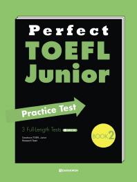 Perfect TOEFL Junior Practice Test Book. 2(CD1������)