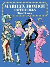 [해외]Marilyn Monroe Paper Dolls