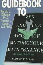 [해외]Guidebook to Zen and the Art of Motorcycle Maintenance