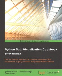 [해외]Python Data Visualization Cookbook Second Edition (Paperback)