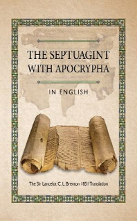 The Septuagint with Apocrypha in English