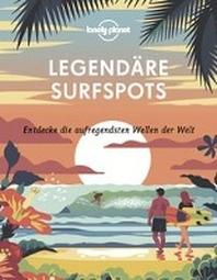 Lonely Planet Legendaere Surfspots