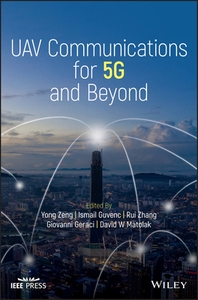 [해외]Uav Communications for 5g and Beyond