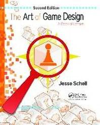 [해외]The Art of Game Design (Hardcover)