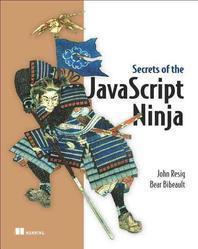 [해외]Secrets of the JavaScript Ninja (Paperback)
