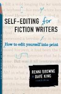 [해외]Self-Editing for Fiction Writers, Second Edition