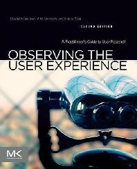 [해외]Observing the User Experience