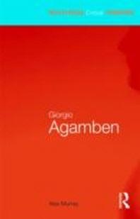 [해외]Giorgio Agamben (Paperback)