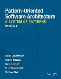 [해외]Pattern-Oriented Software Architecture, a System of Patterns (Hardcover)