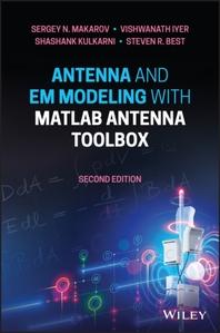 [해외]Antenna and Em Modeling with MATLAB Antenna Toolbox
