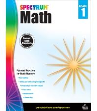 Spectrum Math Grade. 1