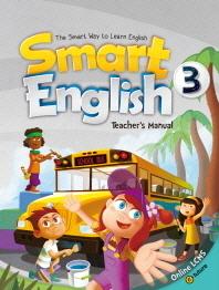 Smart English. 3(Teachers Manual)(CD1장포함)