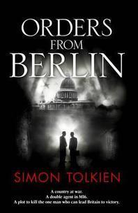 [해외]Orders from Berlin. by Simon Tolkien (Paperback)