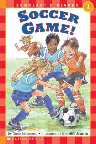 Soccer Game(Hello Reader Level 1)