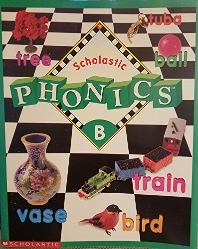 Scholastic Phonics Workbook B