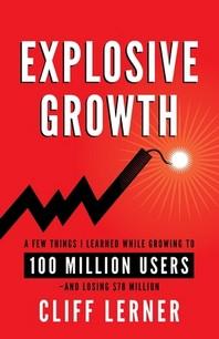 [해외]Explosive Growth (Paperback)