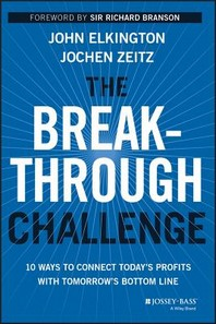 [해외]The Breakthrough Challenge (Hardcover)