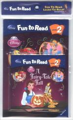 A Fairy Tale Fall(CD1장포함)(Disney Fun to Read Level 2)