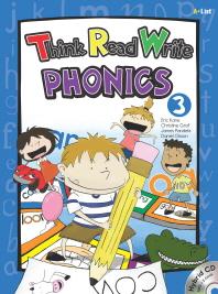 Think Read Write Phonics. 3(CD1장포함)