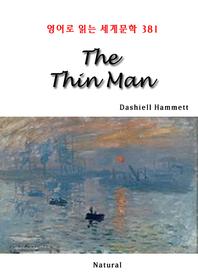 The Thin Man (영어로 읽는 세계문학 381)