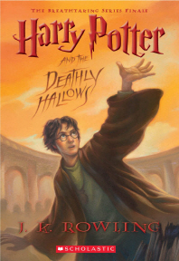 Harry Potter and the Deathly Hallows (Book 7) (Paperback, 미국판)