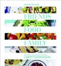 Friends Food Family (일본원서요리책)