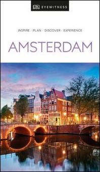 [해외]DK Eyewitness Amsterdam (Paperback)