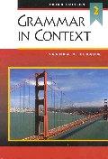 Grammar in Context 2 Student's Book 3/E