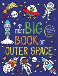 [해외]My First Big Book of Outer Space