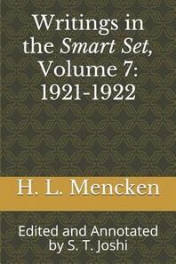 [해외]Writings in the Smart Set, Volume 7 (Paperback)
