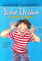 JAKE DRAKE CLASS CLOWN (ANDREW CLEMENTS)(CD1장 포함)