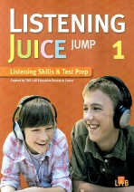 LISTENING JUICE JUMP. 1 (WITH SCRIPT & ANSWER KEY)