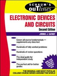 [해외]Schaum's Outline of Electronic Devices and Circuits, Second Edition