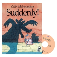 Pictory Set 2-01 : Suddenly! (Book + Audio CD)
